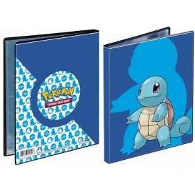 Portfolio - Pokémon - 4 Cases / 80 Emplacements - Carapuce - Squirtle