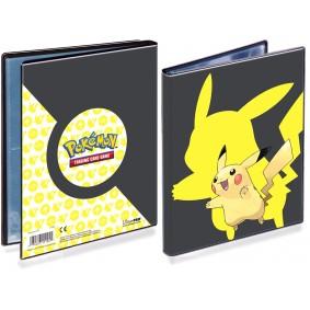 Portfolio - Pokémon - 4 Cases / 80 Emplacements - Pikachu