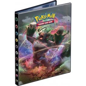 Portfolio - Pokémon - 4 Cases / 80 Emplacements - Clash des Rebelles [EB02]