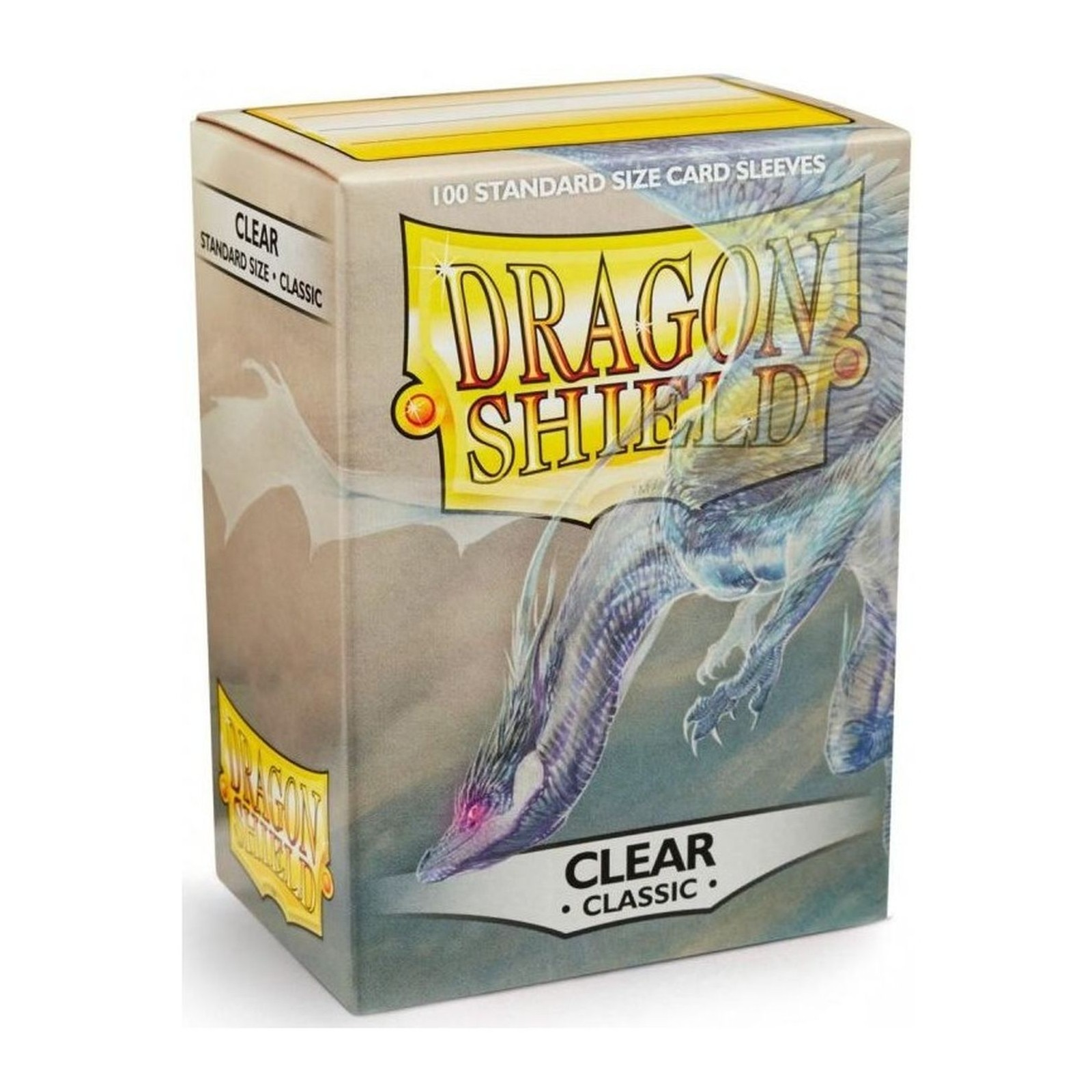Dragon Shield - Standard Sleeves - Classic Clear (100)