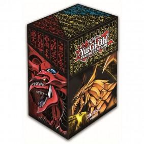 """Yu-Gi-Oh! - Deck Box - Dieux Egyptiens """" Slifer, Obelisk & Râ"""""""