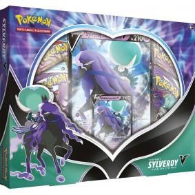 Pokémon - Coffret - Sylveroy-V : Cavalier de l'Effroi - Règne de Glace [EB05] - FR