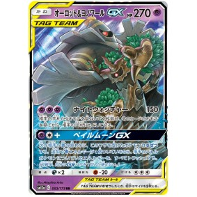 Dusknoir & Trevenant GX 053/173 Tag Team GX All Stars Ultra Rare  Japonais