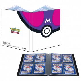 Portfolio - Pokémon - Master Ball - 80 Emplacements