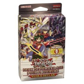 Yu-Gi-Oh! - Deck de Démarrage 2 Joueurs- Yuya & Declan - FR 1st