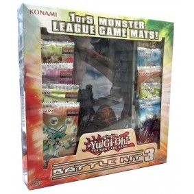 *US Print SEALED* Yu-Gi-Oh! - Sealed Play Battle Kit 3 - Unbreakable Spirit/Typhoon