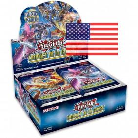 *US Print SEALED* Yu-Gi-Oh! - Display - Boite de 24 Boosters - Genesis Impact - AMERICAIN