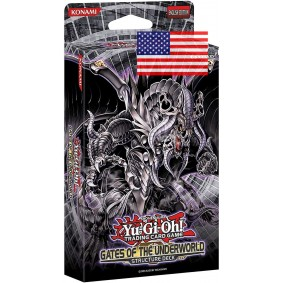 *US Print SEALED * Yu-Gi-Oh! - Structure Deck - Gates of The Underworld - Unlimited