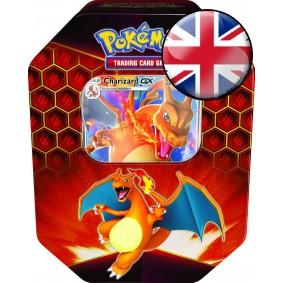 Pokemon - Pokebox Hidden Fates Dracaufeu - Épée et Bouclier - *ANGLAIS*