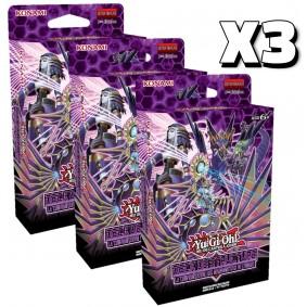Yu-Gi-Oh! - Lot de 3 - Deck...