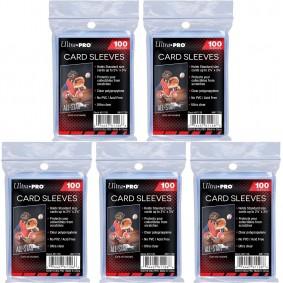 Ultra Pro - Pack - Protèges Cartes - Standard - Souple / Soft (500)