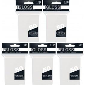 Ultra Pro - Pack - Protèges Cartes - Standard - Clear / Transparent (250)