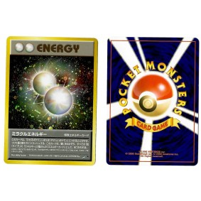 Miracle Energy No.000 Darkness, and to Light... N4 Holo Unlimited Japonais Near Mint