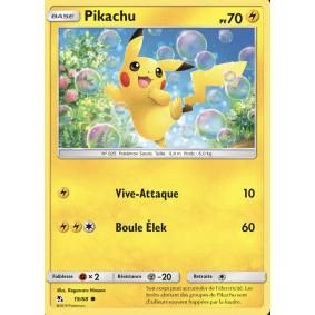 Pikachu - Commune 19/68 -...