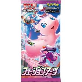 Pokémon - Boosters - Fusion Arts [S8] - JP
