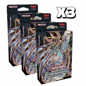 Yu-Gi-Oh! – Lot de 3 - Deck...