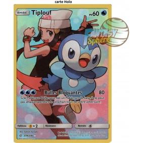 Tiplouf - Holo Rare 239/236 - Soleil et Lune 12 Éclipse Cosmique