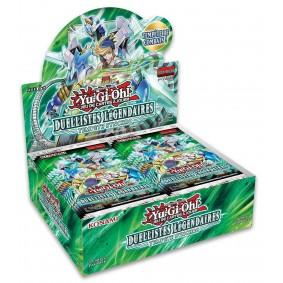 Yu-Gi-Oh! - Display - Boite de 36 Boosters - Duellistes Légendaires : La Tempête Synchro - FR