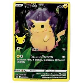 Pikachu - Holo Rare 005/025...