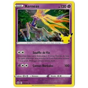 Xerneas - Holo Rare 012/025...