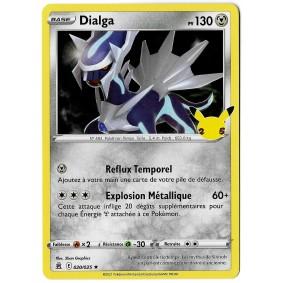 Dialga - Holo Rare 020/025...