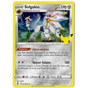 Solgaleo - Holo Rare...