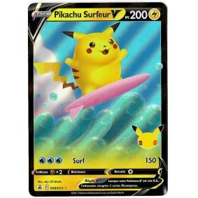 Pikachu Surfeur V - Ultra...
