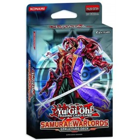 *US Print SEALED* Yu-Gi-Oh! Structure Deck - Samurai Warlords - 1st Edition