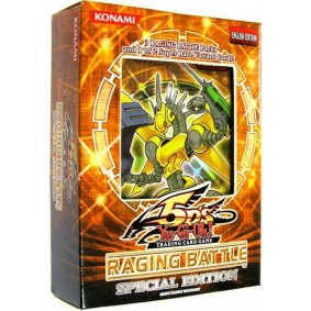 *US Print SEALED* Yu-Gi-Oh! - Special Edition - Raging Battle