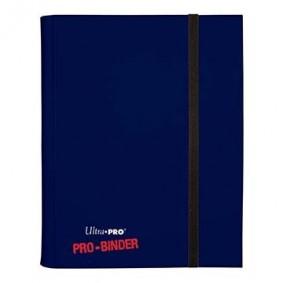 Pro Binder 9 Cases Bleu Fonce