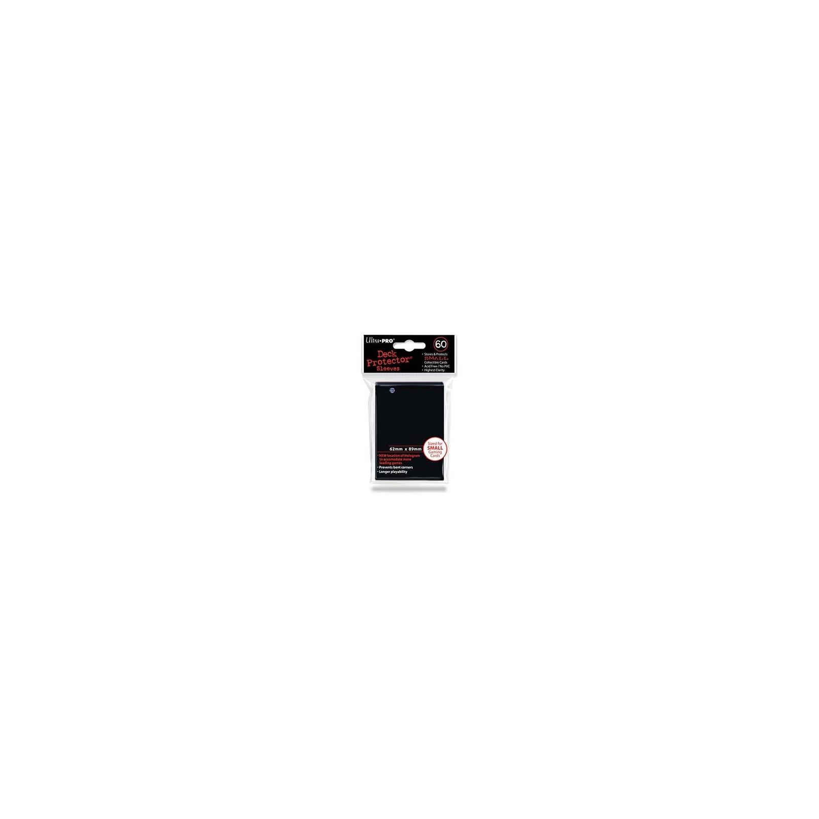 Proteges Cartes - Small Noir (60)