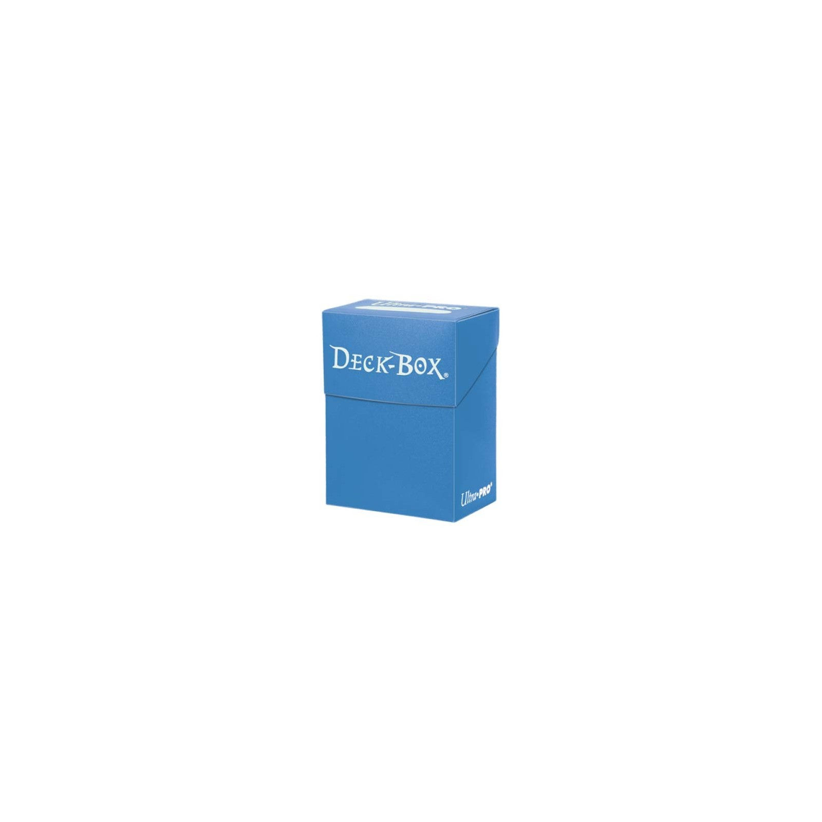 Deck Box Solid - Bleu Clair