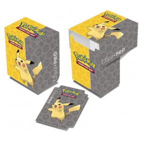 Deck Box - Pokemon - Pikachu