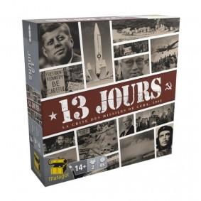 13 jours La crise des missiles de cuba, 1962