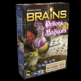 Brains - Potions magiques