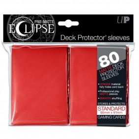 Eclipse Standard Sleeves - Pro-Matte - Rouge