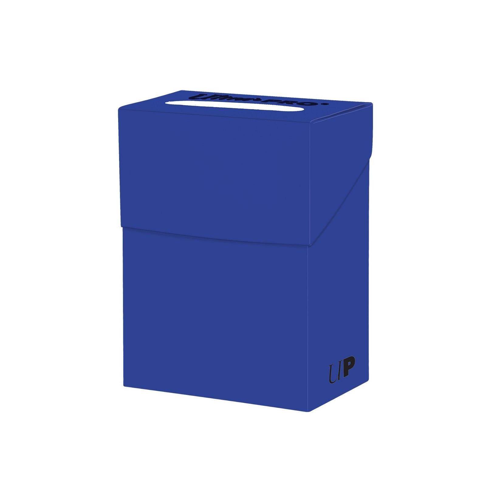 Deck Box Solid - Bleu Pacific