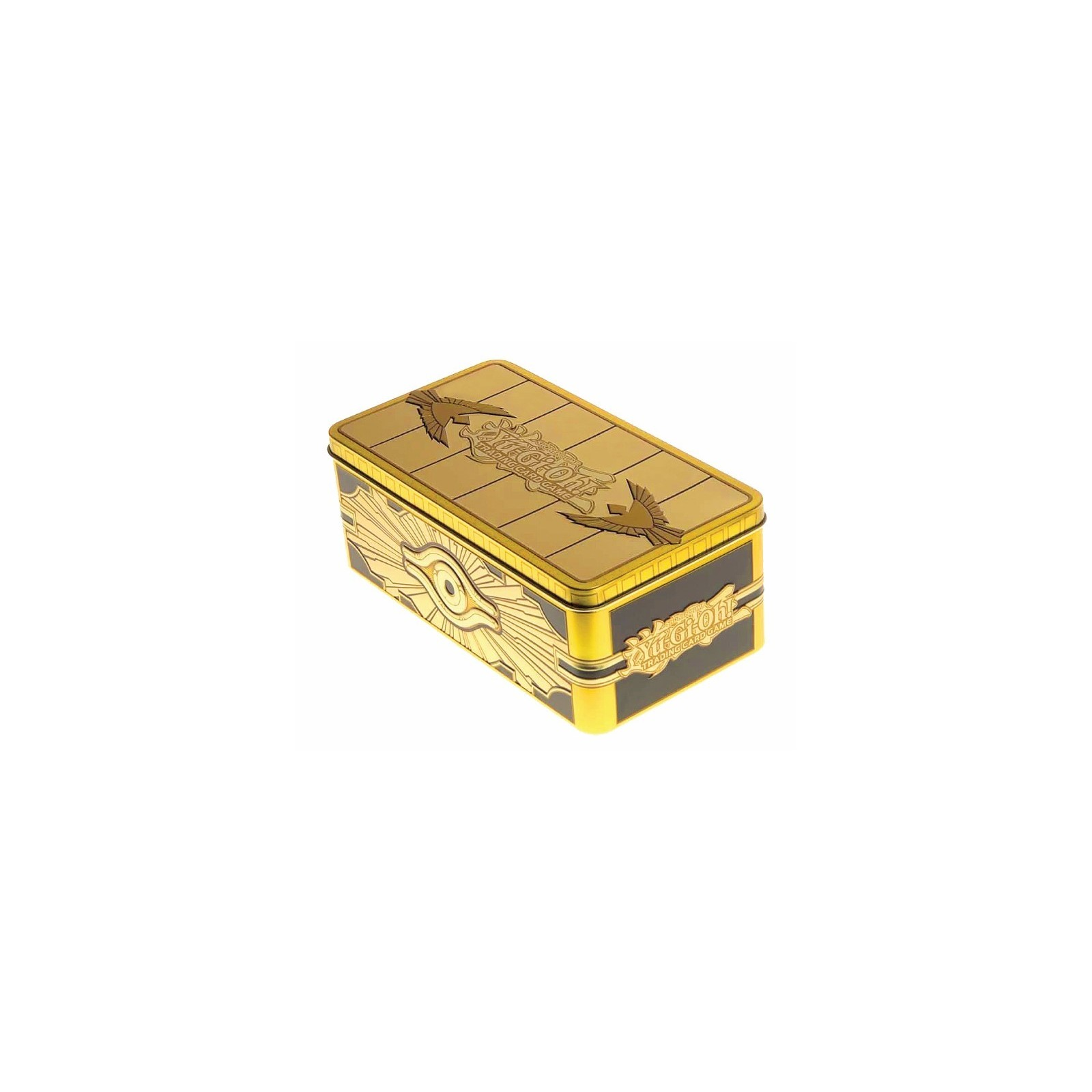 Tin Box Sarcophage Doré 2019
