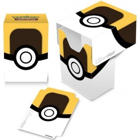 Deck Box - Pokemon - Ultraball Full View
