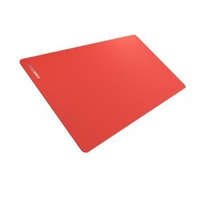 Gamegenic : Playmat Prime 2mm 61X35cm Rouge