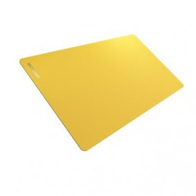 Gamegenic : Playmat Prime 2mm 61X35cm Jaune