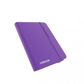 Gamegenic : Album 8 Pocket 160 Cards SL Violet