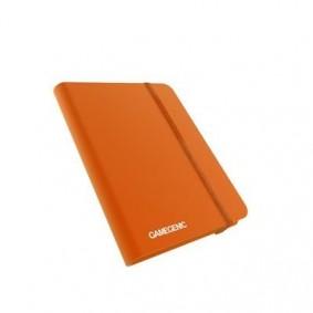 Gamegenic : Album 8 Pocket 160 Cards SL Orange
