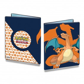 Portfolio 9 Cases - Pokemon - Dracaufeu ( Charizard )