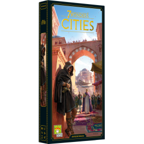 (Ext) 7 Wonders Nouvelle Édition : Cities