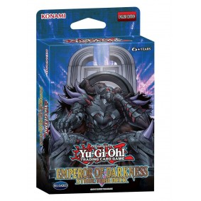 *US Print SEALED* Yu-Gi-Oh! - Structure Deck - Emperor of Darkness - Unlimited