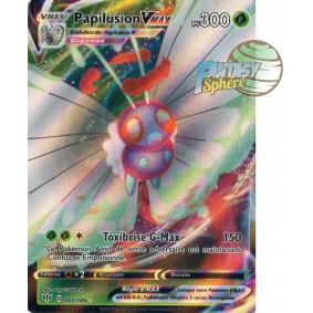 Papilusion Vmax - 2/189 EB03 Ténèbres Embrasées Carte à l'unité Pokemon
