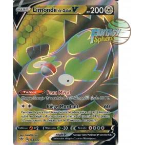 Limonde de Galar V - 184/189 EB03 Ténèbres Embrasées Carte à l'unité Pokemon