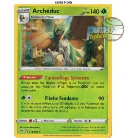 Archéduc - 13/189 EB03 Ténèbres Embrasées Carte à l'unité Pokemon