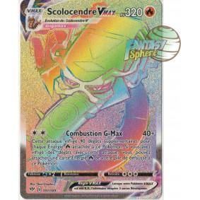Scolocendre Vmax - 191/189 EB03 Ténèbres Embrasées Carte à l'unité Pokemon